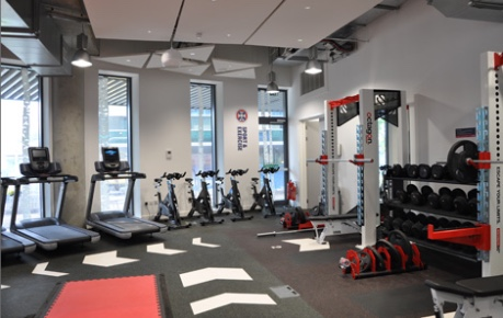 Photo of Easter Bush Gym at Roslin Innovation Centre and Campus Hub