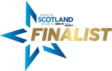 Made in Scotland Award Finalist graphic
