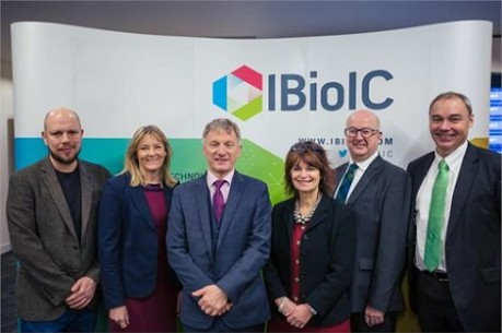IBioIC 2019 - Minister for Trade, Investment and Innovation, Ivan McKee MSP