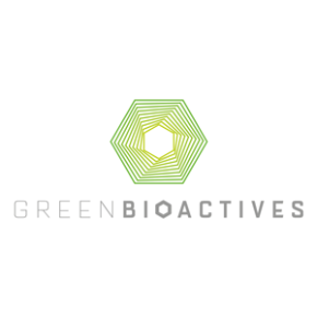 Green Bioactives logo - tenant company at Roslin Innovation Centre